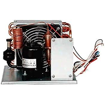 Amazon Com R134a Dc 12v Mini Rotary Compressor Refrigeration Freezer Systems Air Conditioner Medical Beverage Cooling Car Yachet Camping Motor Rv Portable Refrigerator Dc 12v Appliances