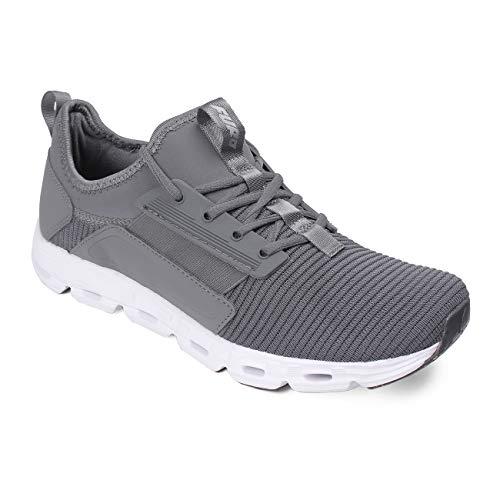 FURO Men's Grey Running Shoes - 7 UK