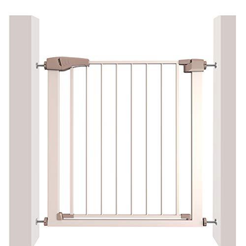 Trapleuning, smeedijzeren deur, automatische sluitende veiligheidsdeur, thuistrapleuning, geschikt voor woonkamer, keuken, trappen
