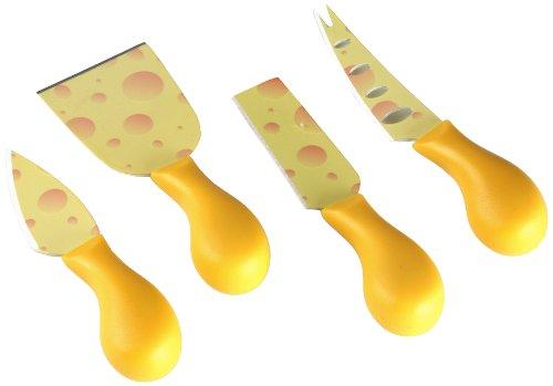 Versa Set 4 Cuchillos De Queso