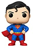 Funko POP! Heroes #159 - Superman [10 inch] Jumbo Sized Pop! Vinyl Figure – Special...