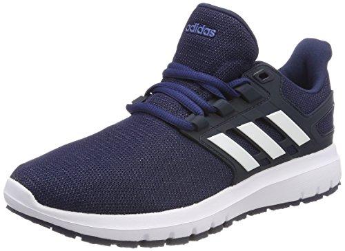 adidas Energy Cloud 2, Zapatillas de Entrenamiento Hombre, Azul (Collegiate Navy/Footwear White/Noble Indigo 0), 43 1/3 EU