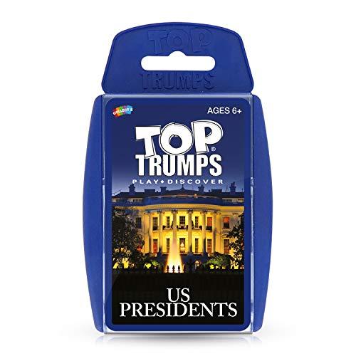 Top Trumps US-Präsidenten