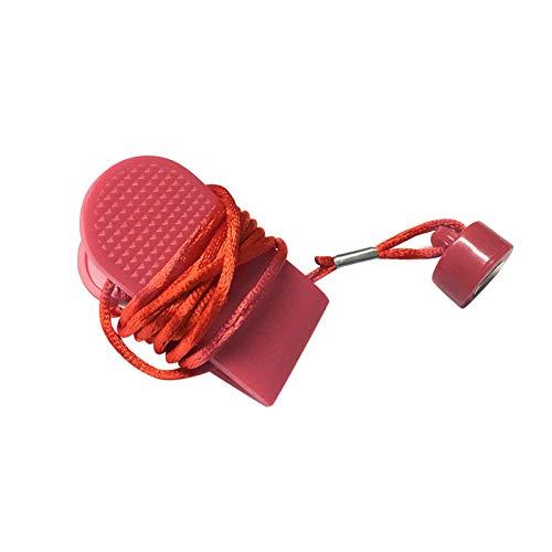 Opfury Laufband Sicherheitsschlüssel, Universal Laufband Magnet Sicherheitsschloss, Magnetisch Sicherheitsschloss Für Laufbänder