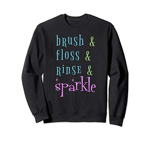 Floss Dental Hygienist Sweatshirt