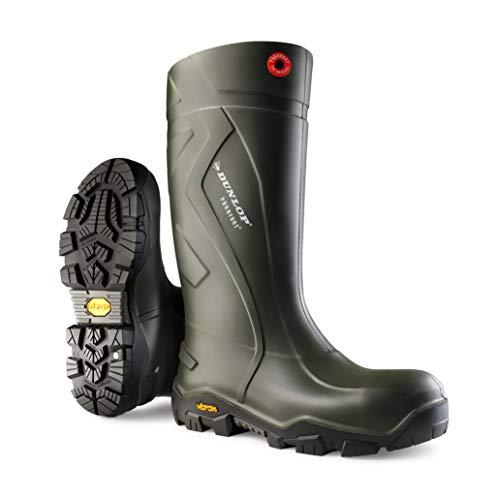 Dunlop Purofort+ Outlander - Dispositivo de seguridad con suela vibratoria