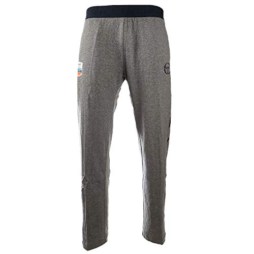 Sergio Tacchini Cooly/MC/Staff Track Pants - DK Gry Mel/Navy - Mens - L