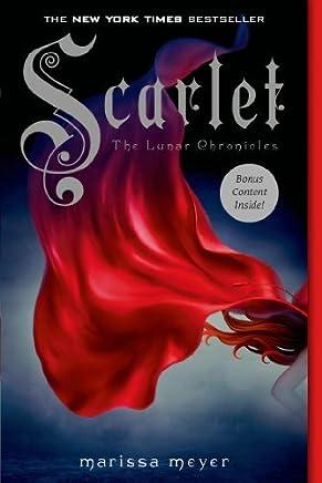 Scarlet By Marissa Meyer 1905 07 06 Cekenribelhits Ml