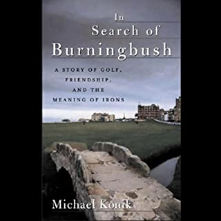 In Search of Burningbush audiobook cover art