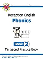 English Targeted Practice Book: Phonics - Reception Book 2