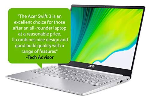 Comparison of Acer Swift 3 SF313-52 (NX.HQWEK.002) vs ASUS VivoBook S14 (S432FL-EB149T)