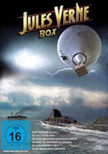 Jules Verne Box 6 [2 DVDs]