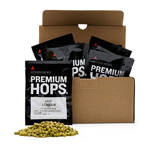 Northern Brewer - Hop Sampler Pack - 1 lb of Premium Hop Pellets (New England IPA Hops) for Homebrewing Beer Making 1 pound