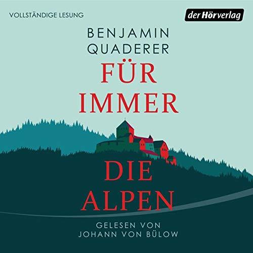 Für immer die Alpen Titelbild