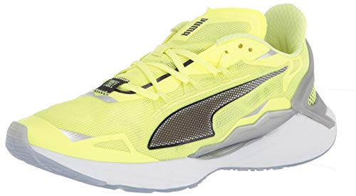 PUMA Men's Ultraride First Mile Sneaker, Fizzy Yellow BL, 11