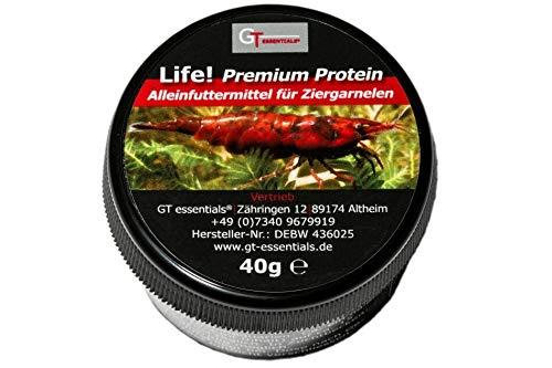 GT essentials - Life! - Premium Protein - Garnelenfutter