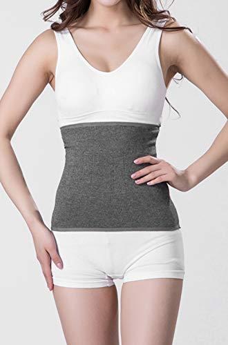 Nierenwärmer Damen Herren Taillenwärmer Elastisch Rückenwärmer Gürtel Bauchwärmer Rücken Warm Winter Leibwärmer Taillengürtel Nierenschutz Bauch Unterstützung Taille Wärmer Weich Bauchgürtel