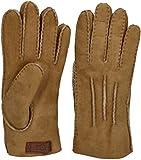 UGG Guantes de Piel Casual Gloves hombre (M - camello)