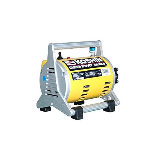 工進 電動 噴霧器 ガーデンスプレーヤー MS-252CL [収納ケース付]