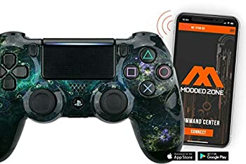 Nebula PS4 PRO Smart Rapid Fire Modded Controller Mods for FPS All Major Shooter Games Warzone & More  CUH-ZCT2U
