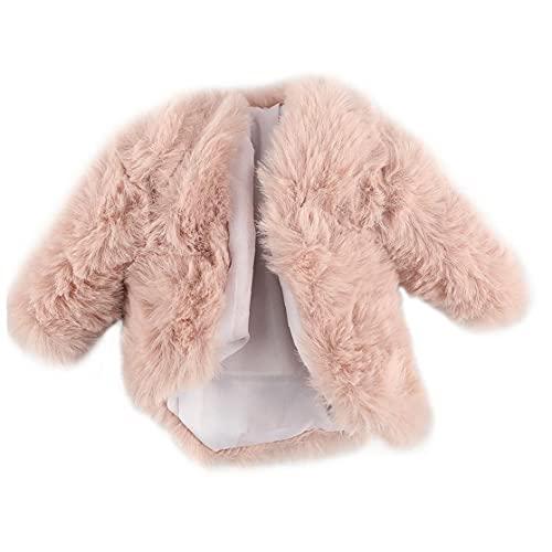 Juguetes deportivos capa de moda Peluche Cloak Crovieve Casual Ropa Traje Toy Accesorios para Muñeca Barbie 29cm Rosa