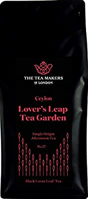 The Tea Makers of London Lover's Leap Thé noir en vrac Origine unique