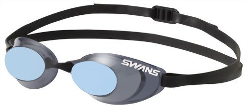 SWANS(スワンズ) 競泳用 スイミング ゴーグル Sniper ノンクッション ミラーレンズ FINA承認モデル SR-10M ...