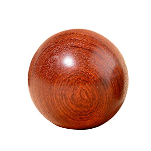 Buy Bargain KOVIPGU Mini Wooden Fitness Ball Massage Handball Health Meditation Exercise Balls