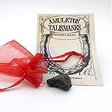 MISTERIOS DEL FUTURO Productos ESOTERICOS Talismán Piedra Imán (Macho con Comida) para atraer el Amor Incluye Guía e Instrucciones.