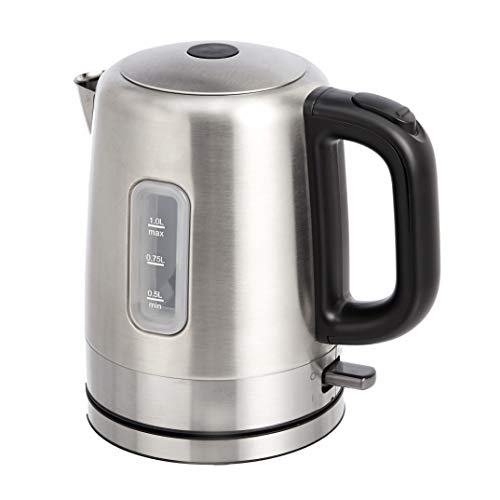 Stainless Steel Electric Kettle from Amazon Basics Price