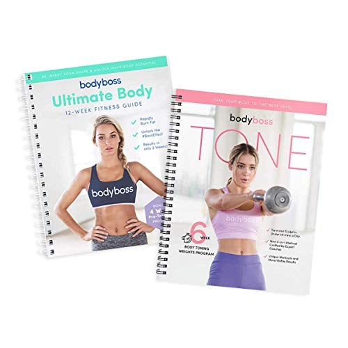 BodyBoss Fitness & Tone Bundle. Includes Ultimate Fitness Guide and Tone Guide