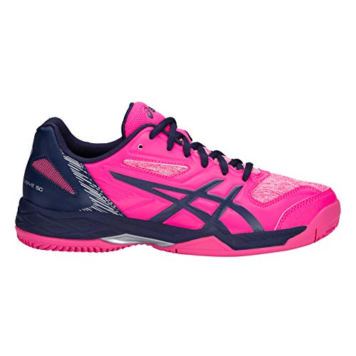 ASICS Gel Padel Exclusive 5 SG Zapatillas, Unisex-Adult, Rosa, 6.5