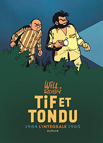 Tif et Tondu - Nouvelle Intégrale - Tome 4