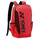 YONEX Team Backpack S Rucksack Rot -