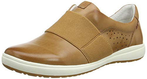 Josef Seibel Damen Caren 18 Slip On Sneaker, Braun (Camel 134 240), 40 EU