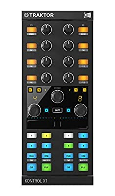 Native Instruments Traktor Kontrol X1 MK2 DJ Decks & Effects Controller