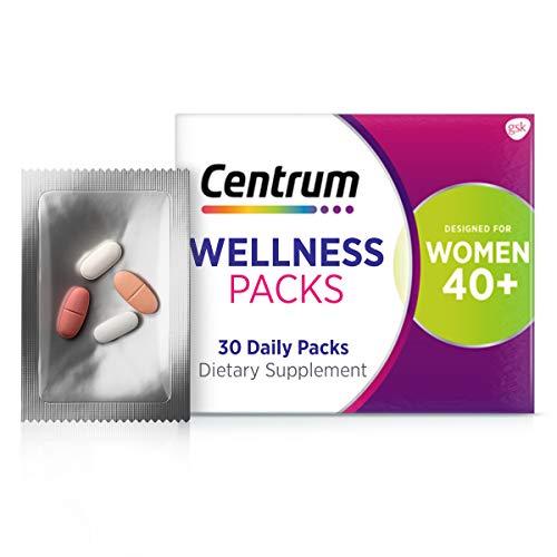 Centrum Wellness Packs Daily Vitami…