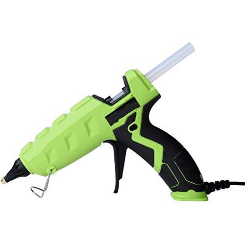 Pzpgeq Pistola de Pegamento Caliente para Bricolaje, Mini Pistola de Pegamento termofusible...