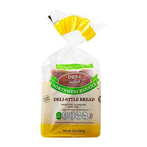 Ener-G Select Gluten Free Bread Northwest Banana - 14 oz