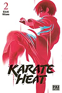 Karate Heat Edition simple Tome 2