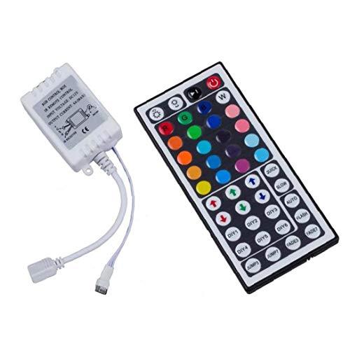shentaotao Bunte 44 Schlüssel-Fernbedienung Drahtlose Ir Control Box 12v RGB 5050 SMD Led-Streifen-Lichter Elektronik-zubehör 1pc
