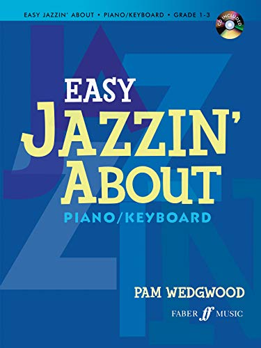 Easy Jazzin' About Piano: (Piano/CD)