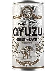 QYUZU - tónica con esencia de yuzu - premium tonic water (24 uds.)
