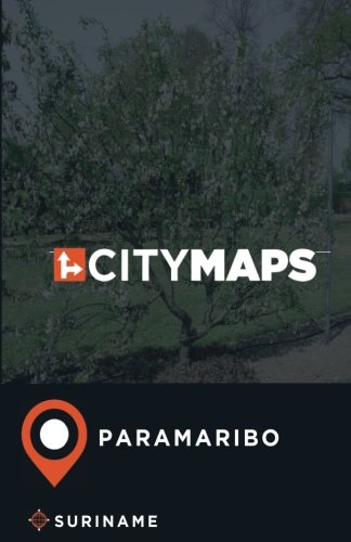 City Maps Paramaribo Suriname