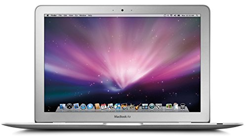 Apple MacBook Air MD712LL/B 11.6-Inch Laptop (OLD VERSION) (Refurbished)