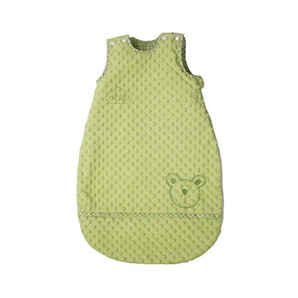 Baby Wearable Blanket Minky Dot Velour,Infant Sleeping Sack,Swaddle Transition Sleeping Bag, 1.8 Tog