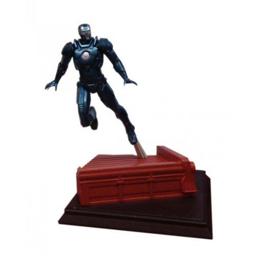 Dragon Héros d'action 1 : 24 Iron Man 3 Mark 16 Noir Stealth pour Clubs modèle Kit