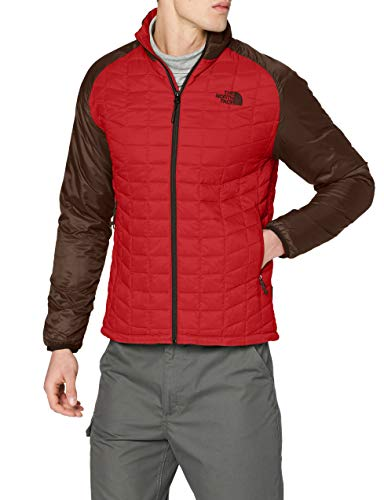 The North Face M TBL Sport HD, Piumino Uomo, Rosso (Rage Red/Bitter), M
