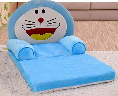 PWI Sofa Cum Bed and Chair for Comfort(0-3years)(top Quality) (Dora)