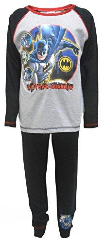 Batman Gotham Wächter Jungen Nachtwäsche Schlafanzug 7-8 Jahre (128cm)